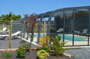 Camping Normandie avec piscine